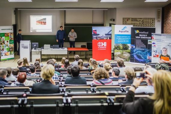 Samenwerking Climatrix en universiteit
