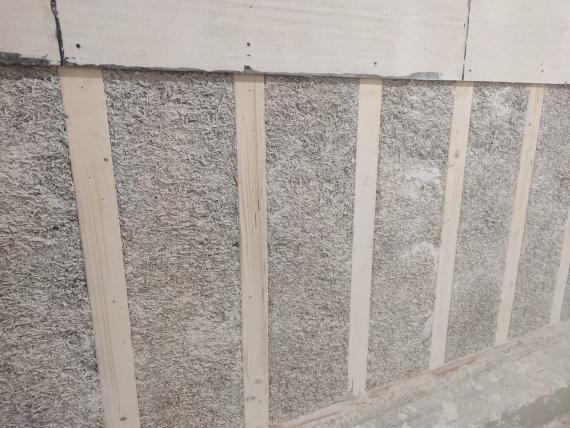 Duurzaam (ver)bouwen innovatieve materialen met kalkhennep